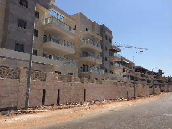 מגורים בכרמיאל לפי מחיר למשתכן (צילום: עיריית כרמיאל)