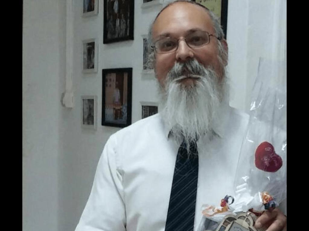 משה גרוסמן (צילום עצמי)
