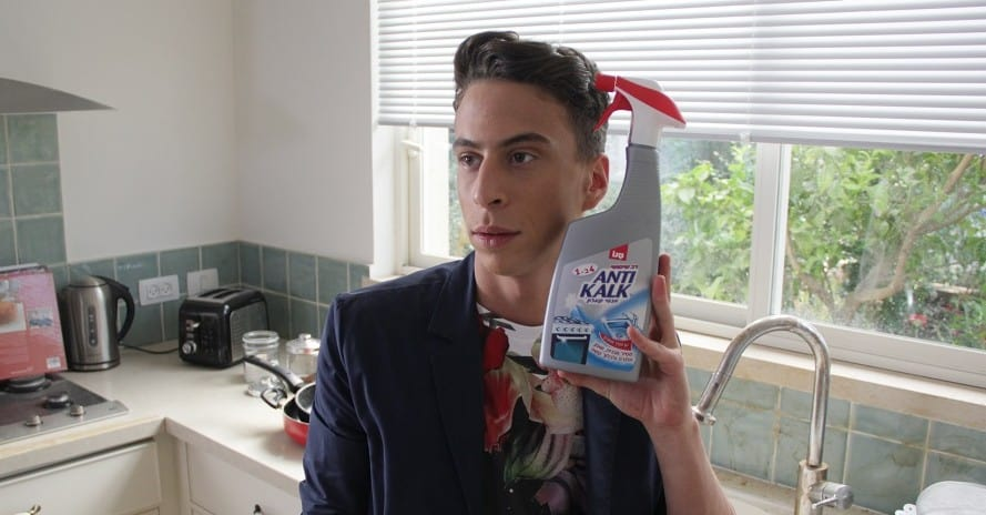 טום באום מקמפיין לסנו (צילום: צחי יורם)