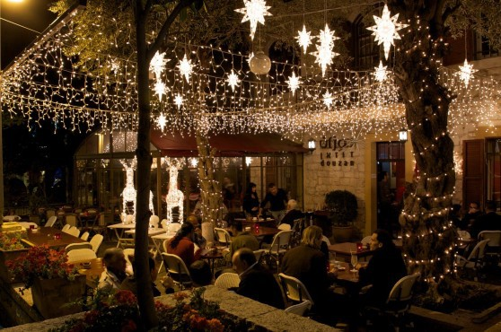אופנה ודו קיום במקום יפהפה. מסעדת דוזאן (צילום: לימור כרסנטי)
