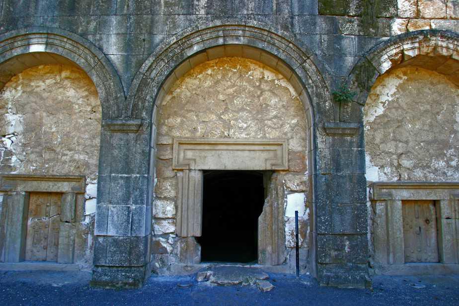 בית שערים (צילום: רשות הטבע והגנים )