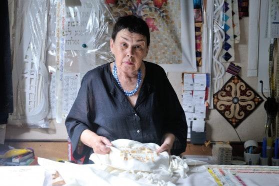 עדינה גת  (צילום: דורון גולן)