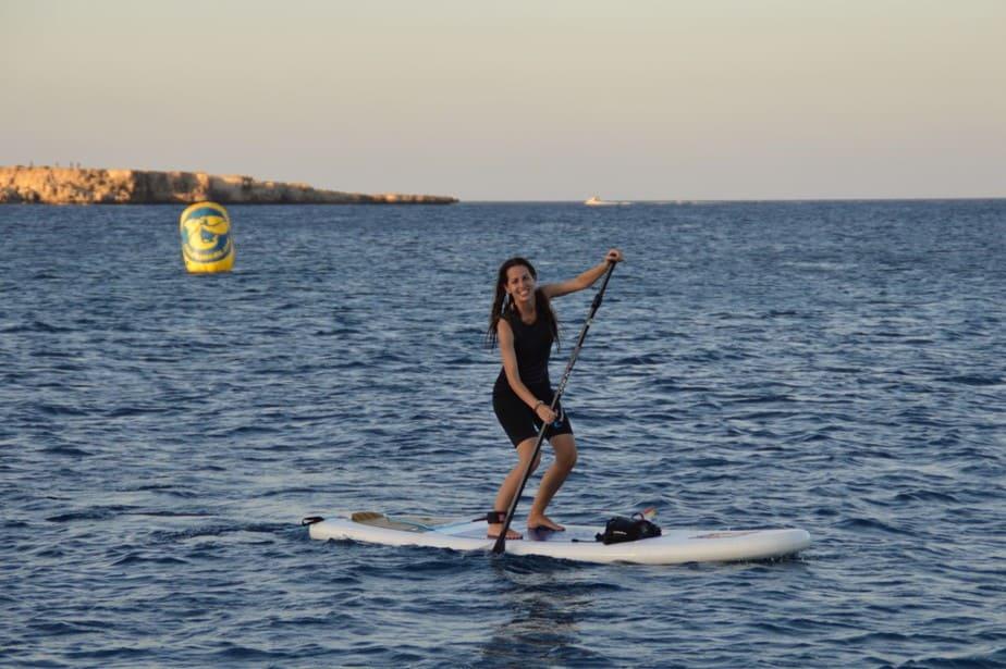 התגלות על המים בקפריסין (צילום: ענבל שריד בר שקד)