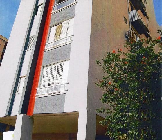 חידוש מבנים בחדרה (צילום: עיריית חדרה)