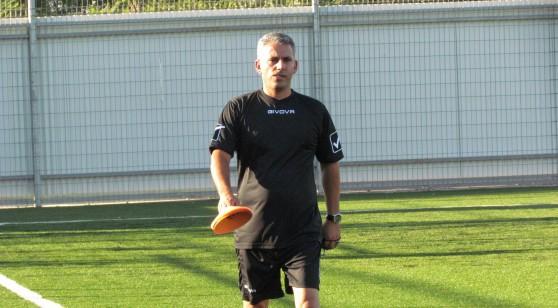 המאמן ניסן יחזקאל (צילום חגאג רחאל)