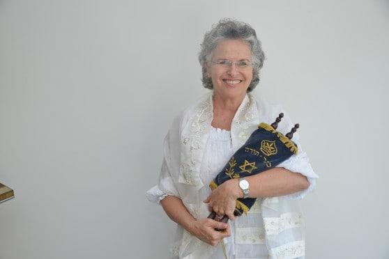 אילה רונן-סמואלס  (צילום: הילה אייזינגר)