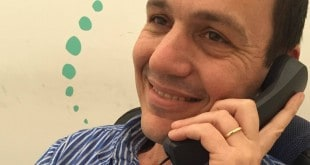 יועץ התקשורת אופיר שפיגל (צילום :פרטי)