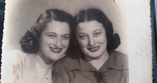 התאומות: אדית ורבקה צילום אלבום משפחתי