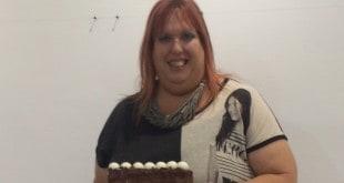 ן-הזוכה במקום הראשון  בתחרות העוגה האולטימטיבית בעופר גרנד קניון חיפה. צילום יחצ