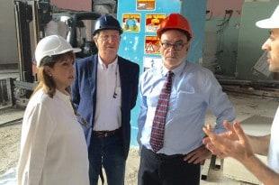 הוליווד זה כאן. מימין: משה רוזנבלום, ישראל סביון, ליאורה עופר (צילום: חגית הורנשטיין)