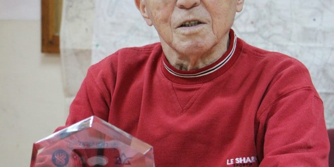 """שלמה רוטנר (צילום: לירון גורפינקל, מתנ""""ס זכרון יעקב)"""