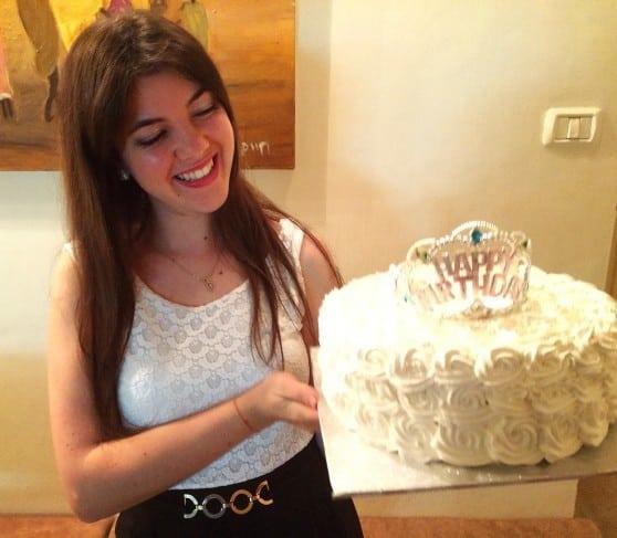 """""""חשוב לי להוציא עוגה מושלמת"""". יובל פונט (צילומים: פרטיים)"""