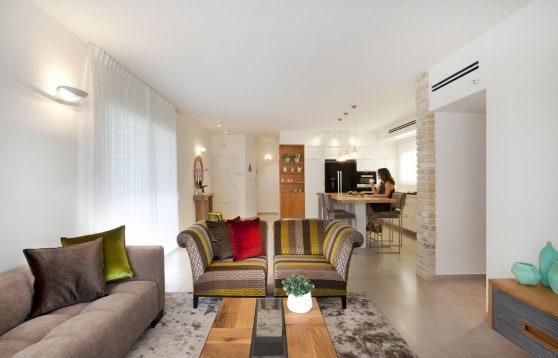 """הבית לבש קטיפה בעיצוב סטודיו גלבוע-ירושלמי [צילום: יח""""צ]"""