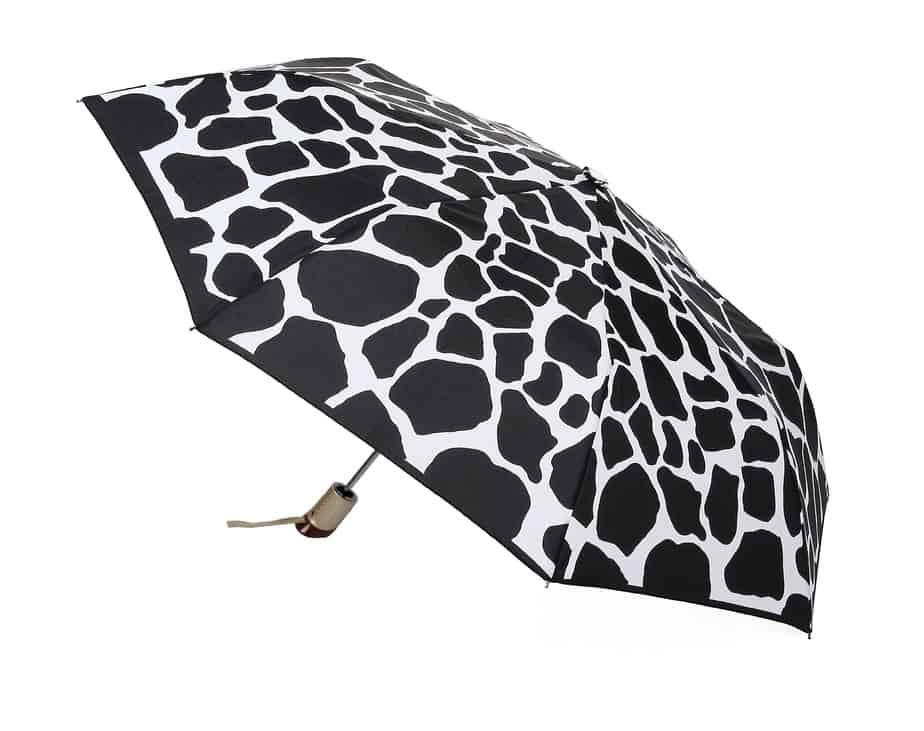 """מטרייה מתקפלת בתיק התיקים (צילום: יח""""צ)"""