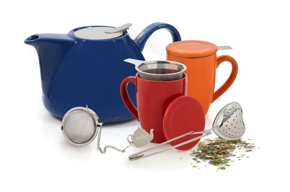 קולקציית התה של ארקוסטיל (צילום: אפרת אשל)