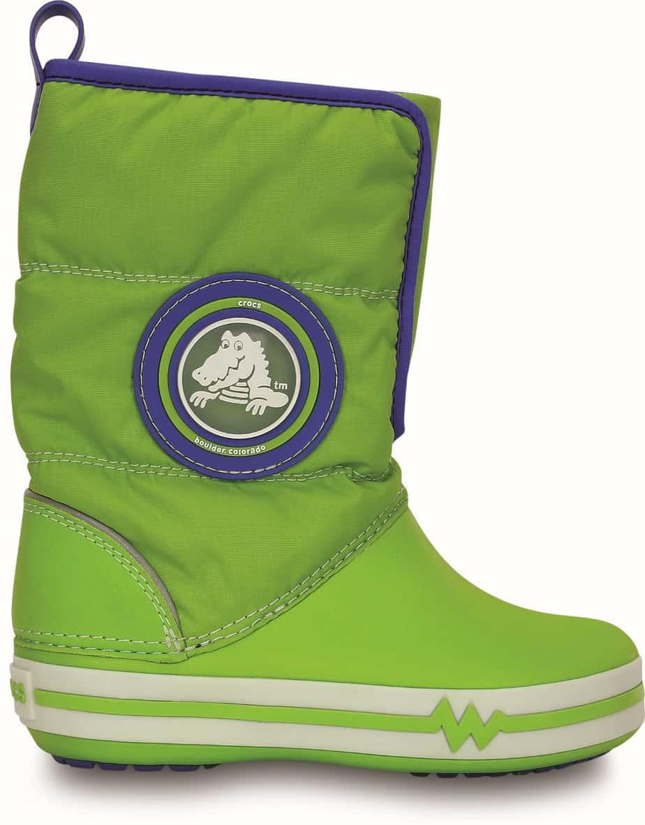 """הילדים יחכו לגשם. מגפיים של קרוקס (צילום: יח""""צ חו""""ל)"""