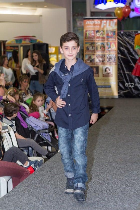 אופנה בקניון (צילום: אבנר גדיש)