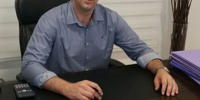 """מנכ""""ל עמית למשכנתא. עופר סורסקי (צילום: עצמי)"""