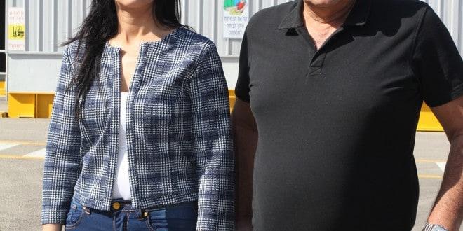 שמואלי ואלקיים (צילום: אדריאן הרבשטיין)