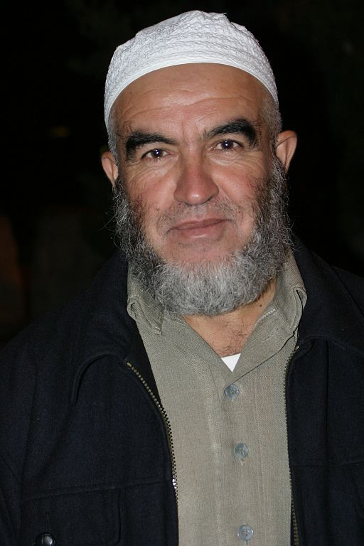 עבר את הגבול. ראאד סלאח (צילום:אורן רוזנפלד, ויקישיתוף,CC BY-SA 3.0)