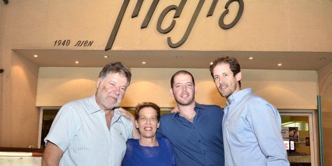 """""""פינגוין שמרה תמיד על המשפחתיות"""". משפחת אופנהימר חוגגת 75 שנים למסעדה (צילום: אושרי כהן)"""