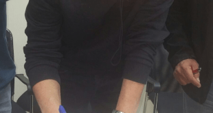 מאמן אייל לחמן (צילום עצמי)
