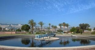 מכון הטיהור בחיפה. (צילום: איגוד ערים חיפה ביוב)
