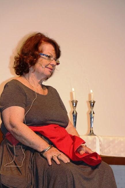 """""""החשיפה לא הייתה קלה"""".עלינא גוטליב (צילום: פרטי)"""
