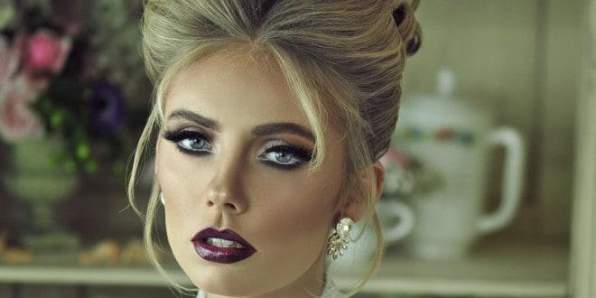 איפור ושיער: וסים מנדו; עיצוב שמלה: קמייל שאהיין; צילום ועיבוד: ליאור לייבוביץ