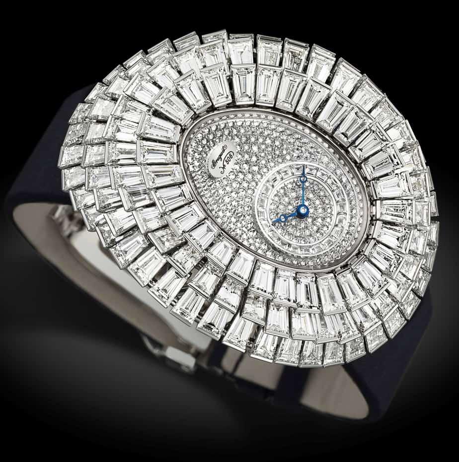 """השעון היקר בעולם של ברגה [צילום: יח""""צ חו""""ל]"""