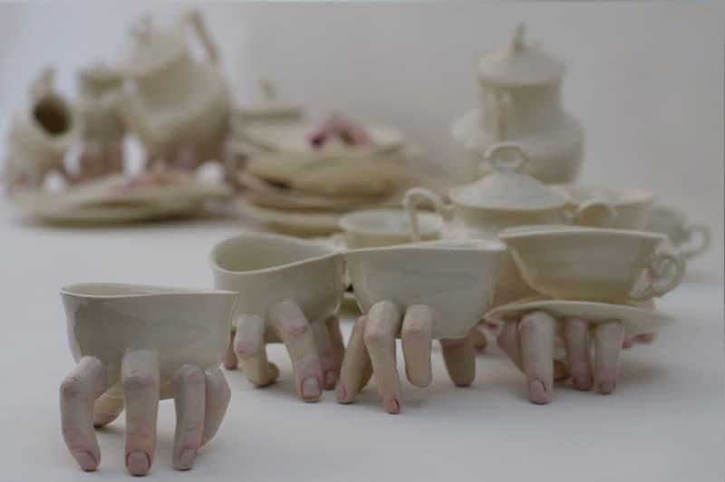 עבודות של רונית ברנגה (צילום: אלעד ברנגה)