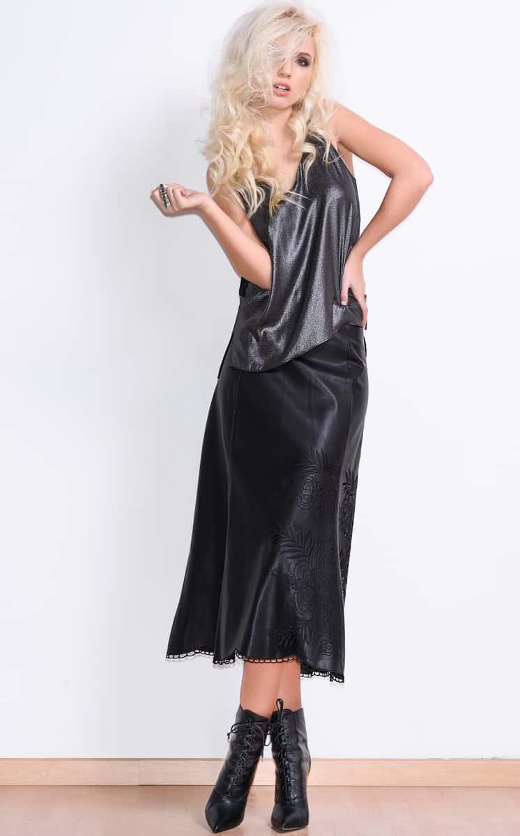 חצאית וחולצה: זארה