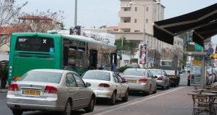 אוטובוס (צילום: דורון גולן)