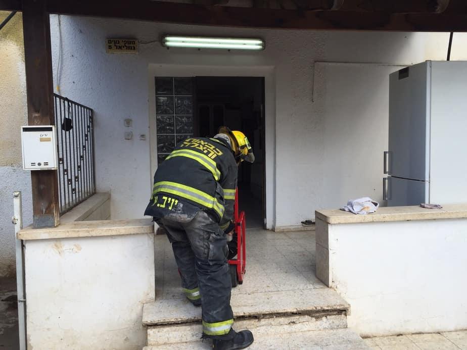 צילום דוברות מכבי אש נתניה
