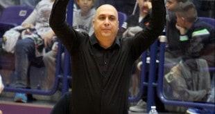 מאמן עירוני נהריה אריק אלפסי (צילום: אדריאן הרבשטיין)
