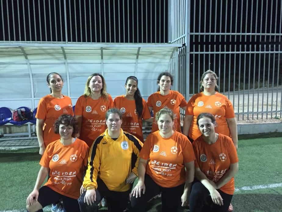 מועדון כדורגל בנימינה (צילום: באדיבות מ.כ. בנימינה)
