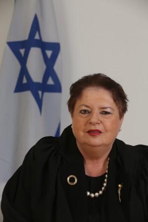 השופטת איטה קציר (צילום: באדיבות אתר בתי המשפט)
