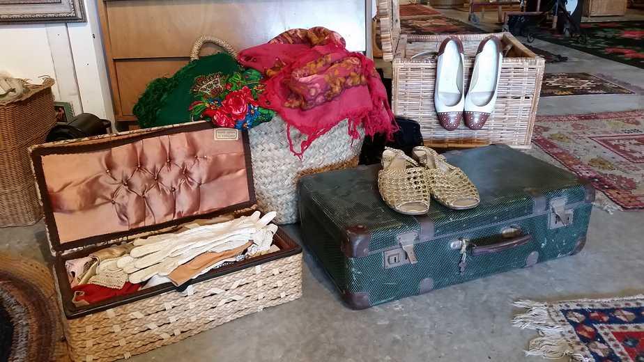 סודות במזוודות (צילום: רותי ברמן)