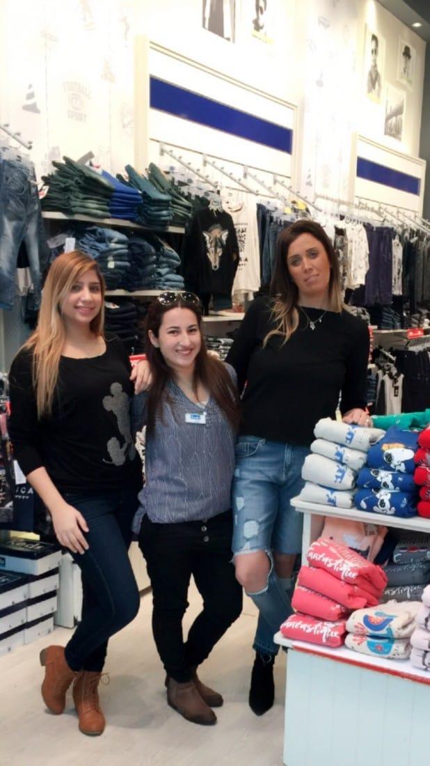 """שרית כהן, מונא כיאל וסבינה אפיאלוב,צילום: יח""""צ"""