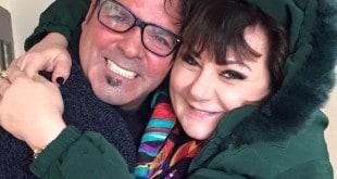 חוגגים חנה לסלאו ובן כהן (צילום: פרטי)