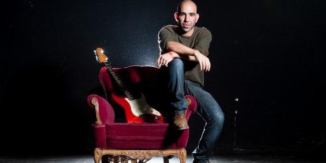 פז מגן, מוסיקאי (צילום: דורון גולן)