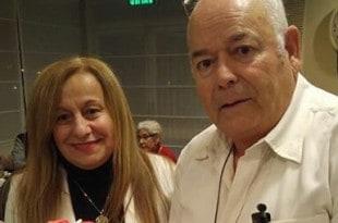 עזרא ולליאנה גנני (צילום: עצמי)