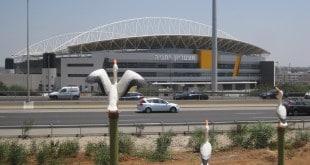 האיצטדיון החדש (צילום: רותי ברמן)