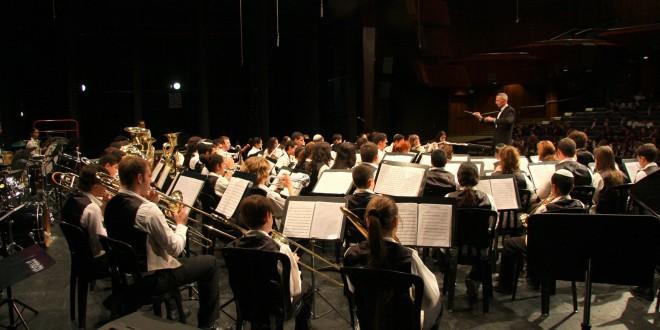 תזמורת הקונסרבטוריון (צילום: רן אליהו)
