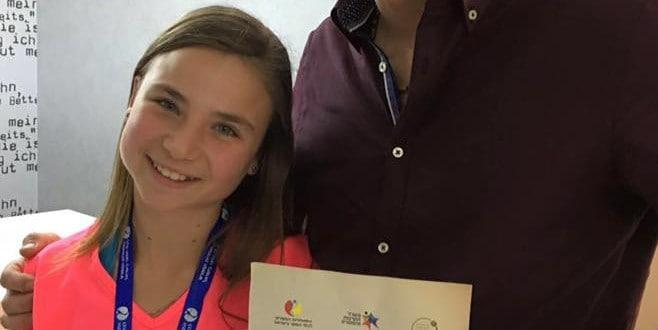 אבא גאה. דיאנה ואלכס אברבוך (צילום: פרטי)