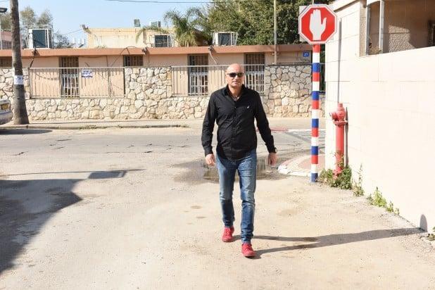 ערן תורג'מן (צילום: הילה אייזינגר)