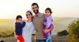 """אין ישראלי מכוער. משפחת כץ (צילום: יח""""צ)"""