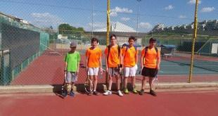 הטניסאים ממגדל העמק(צילום עצמי)