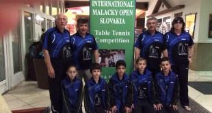 חזרו עם מדליית ארד. המשלחת של כרמיאל באליפות בסלובקיה (צילום: באדיבות הישגי כרמיאל)