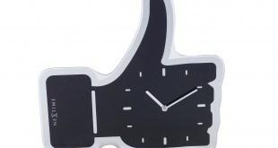 """שעון """"לייק"""". 349 שקלים. רשת IDdesign (צילום: ישראל כהן)"""